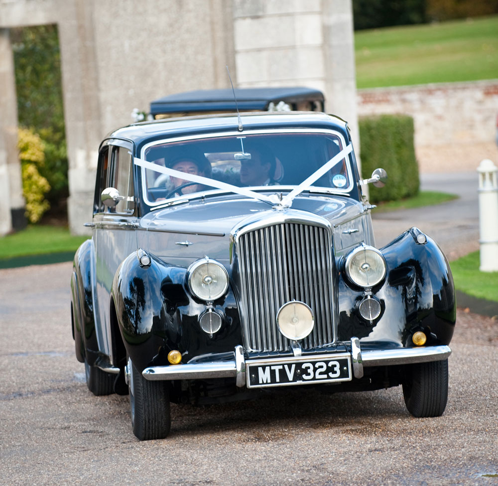 Bentley Wedding Car Packages In Milton Keynes From Wedding