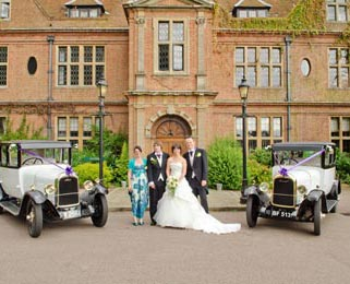 Group photo, perfectly framed by Alice and Harriet.  Photo by Laura Rachel Photography - http://www.laurarachel.co.uk