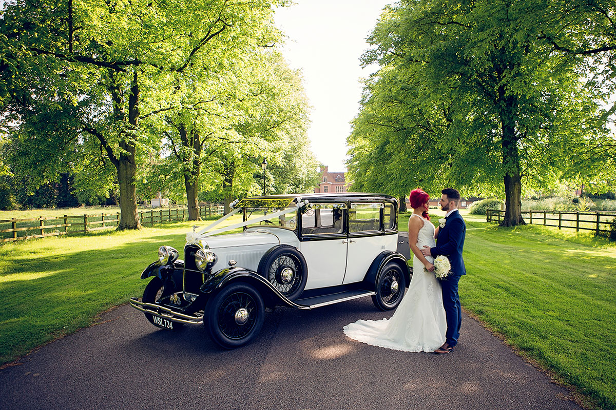 Our latest vintage wedding cars in Buckinghamshire - Ellen from ...