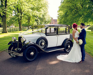Making the most of the grand drive at Horwood House. Photo by Laura Rachel Photography - http://www.laurarachel.co.uk