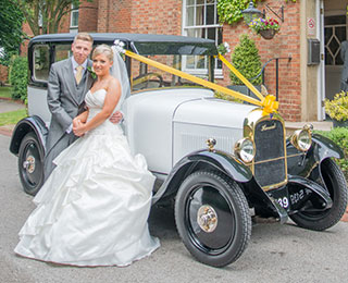 Harriet is at home at any wedding venue. Photo by Laura Rachel Photography - http://www.laurarachel.co.uk