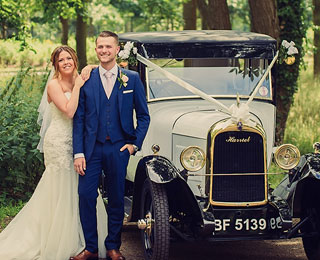 A gorgeous summer wedding shot. Photo by Laura Rachel Photography - http://www.laurarachel.co.uk