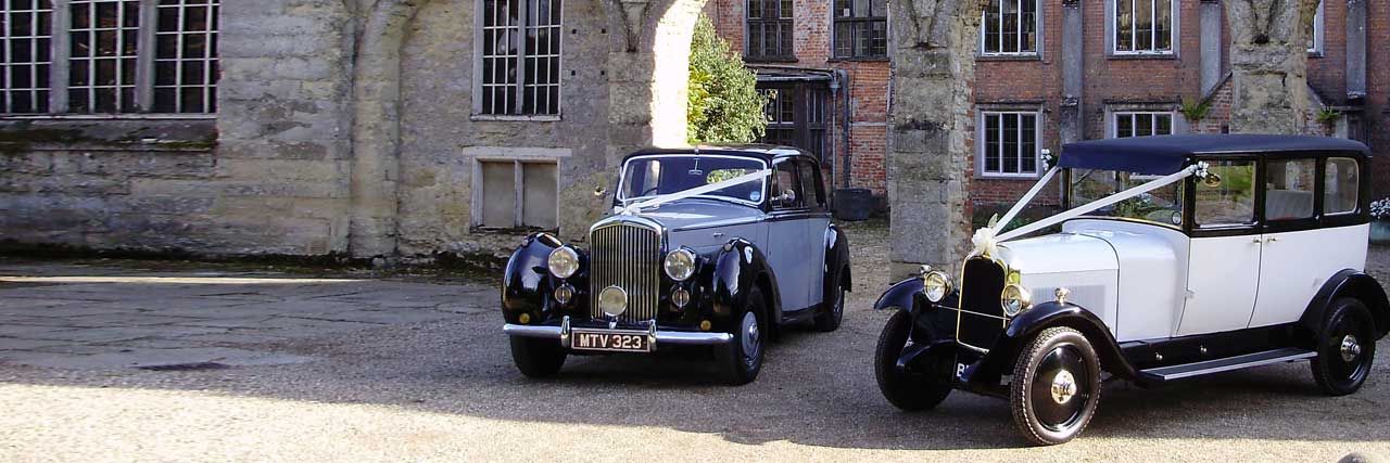 Harriet and Classic Bentley in our 2 Car Package - Photo by Laura Rachel Photography