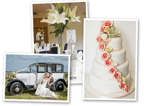 Milton Keynes wedding cakes, photography, flowers and more.